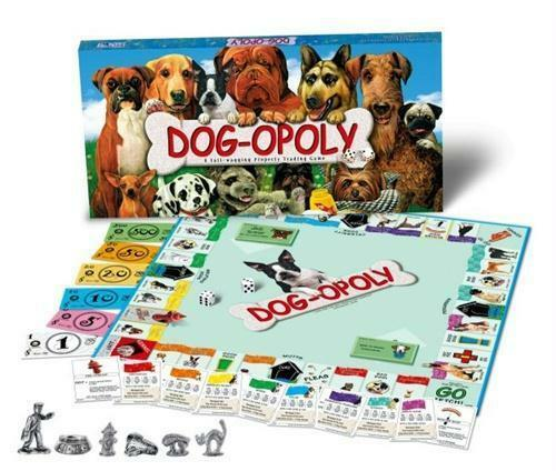 Dogopoly Late For The Sky Ebay