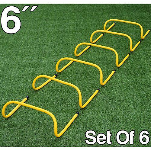 "6/"" formation Hurdle Set Set de 6"