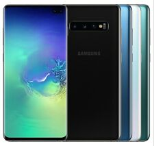 "Samsung Galaxy S10+ Plus 128GB SM-G975F/DS Dual (FACTORY UNLOCKED) 6.4"" 8GB RAM"