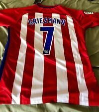 Griezmann Atletico Madrid 50th Anniversary Jersey XL NEW - Special Edition
