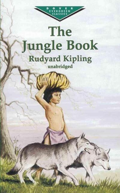 The Jungle Book von Rudyard Kipling (2000, Taschenbuch)