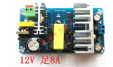 100W Schaltnetzteil AC85-265V 230V to 12V 8A Regler Switching Power Supply SMPS