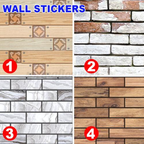 30X30cm Kitchen Bathroom Tile Stickers Mosaic Sticker Self-adhesive Wall