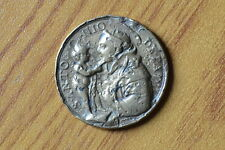 ANTICA MEDAGLIA VOTIVA SANTO NIO DE PAI numismatica SUBALPINA