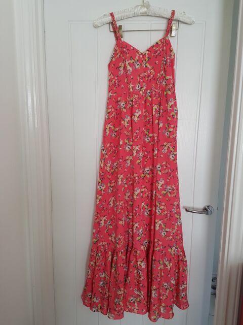 Monsoon Maxi Dress Size 8