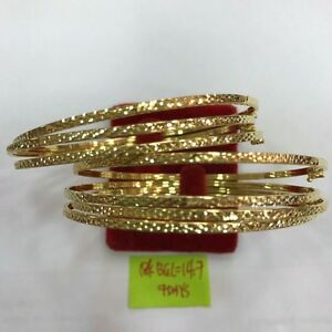 Gold-Authentic-18k-saudi-gold-7days-bracelet