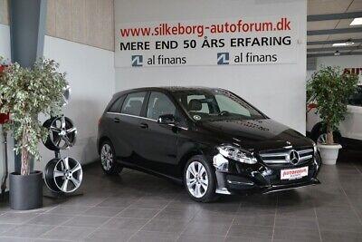 Annonce: Mercedes B180 d 1,5 Urban aut. - Pris 249.900 kr.