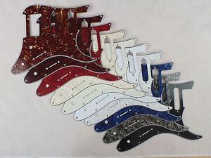 RAYURE-plaque-HSS-PICKGUARD-pour-convenir-Yamaha-Pacifica-guitare-electrique