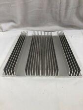 Big Giant Large 24 Fin Aluminum Heat Sink 12 X 9 78 X 1 516