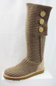 Dettagli su Stivali UGG Cardy Donna Taglia Nuovo di Zecca UK 6.5 (iQ15) mostra il titolo originale