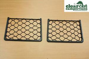 Magazine Net Pocket For A Van 2 x Storage Motorhome Car Camper Campervan