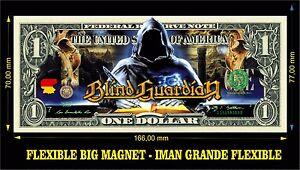 Blind-Guardian-The-Forgotten-Tales-IMAN-BILLETE-1-DOLLAR-BILL-MAGNET
