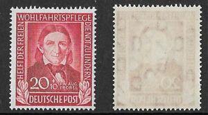 Bundesrepublik-Deutschland-Mi-Nr-117-120-119-postfrisch-Jahrgang-1949-63