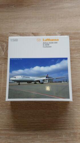 Neu 1//500 Airbus A330-300 Lufthansa Herpa 514965-003