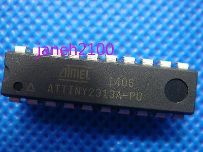 5PCS MUC IC ATMEL DIP-20 ATTINY2313A-PU ATTINY2313A Li2