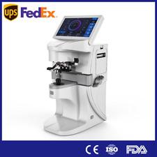 Digital Auto Lens Meter 7 Inch Touch Screen Uv Pd Printing Focimeter Lensometer