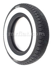 Fiat 500 600 Falken 155/70/R12 40mm Whitewall Tire New