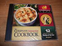 The Complete Interactive Cookbook Cd-rom Compton's Home Library Recipes