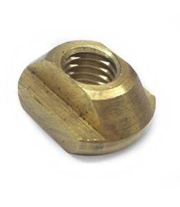Radz-Spare-Brass-039-T-039-Nut-for-mastfeet-One-Size