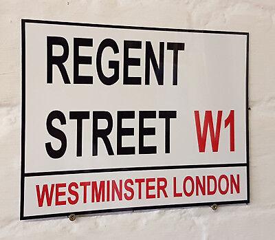 COVENT GARDEN LONDON  STREET SIGN VINTAGE STYLE 8x10in20x25cm pub bar shop
