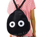 Studio Ghibli My Neighbor Totoro Dust Bunny Plush Backpack Girls Casual Bag