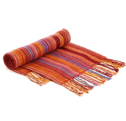 Women Hand Made 100/% Alpaca Wool Scarf Multicolor Fashion accessories