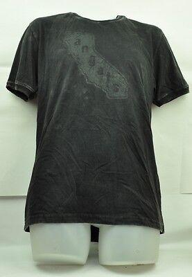 Fanartikel Süß GehäRtet Mlb California Los Angeles Red Jacket Schwarz Distressed Kurzärmeliges T-shirt Ruf Zuerst Sport