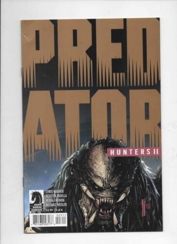VF+ 2018 more Dark Horse in store Horror PREDATOR HUNTERS #3