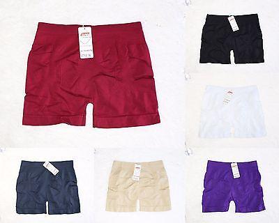 GaiYi 185 High Waist Tummy Control Butt Lift Girdle Briefs Panty Underwear 6pk