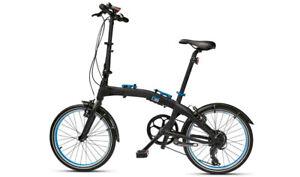 Original BMW Faltrad Folding Bike Klapprad NEU 80912447964 2447964