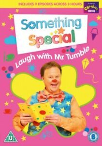 Neuf-Something-Special-Laugh-Avec-Mr-Culbute-DVD