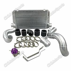 cxracing bolt on intercooler kit for 92 98 bmw 325i 328i. Black Bedroom Furniture Sets. Home Design Ideas