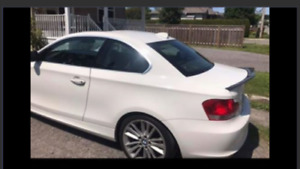 2011 bmw 128i very clean!! Low km! Priced to sell!