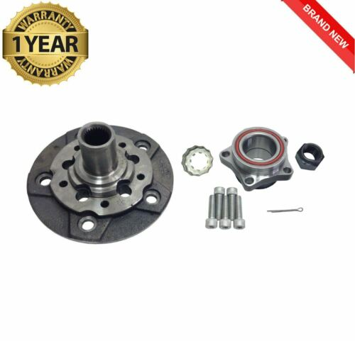 FORD TRANSIT FRONT HUB AND BEARING MK7 2006 ON WITH SINGLE REAR WHEEL SRW