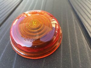 L488-Amber-Glass-Lens-573266-AJC5114-for-Landrover-Mg-Morris-Kit-Car