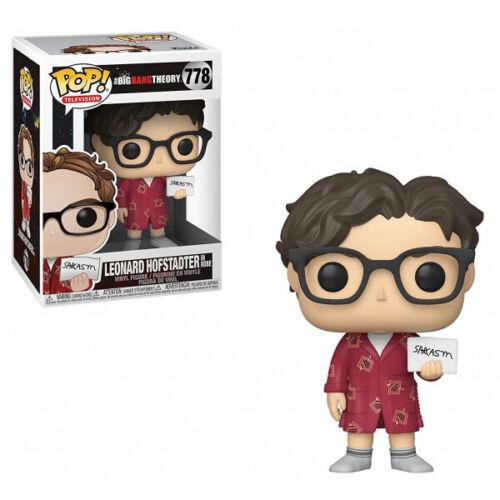 The Big Bang Theory Figura Leonard Hofstadter Caja PET ... 38586 FUNKO POP