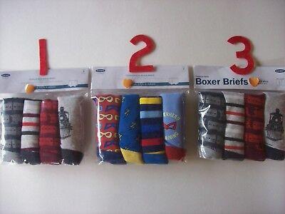 Old Navy Underwear Underpants Boy 4 Space Boxer Briefs Pk 2T-3T 4T 5Toddler NIP