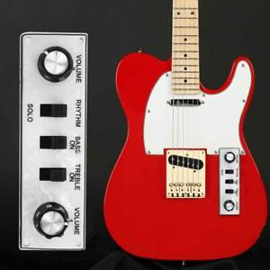 PREWIRED-TELE-LOADED-WIRED-FOR-TELECASTER-SWITCH-GUITAR-PLATE-CONTROL-PLATE