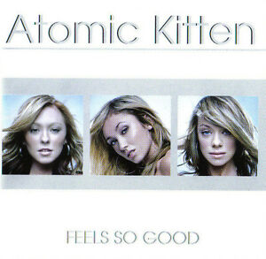 ATOMIC KITTEN  FEELS SO GOOD  CD - <span itemprop='availableAtOrFrom'>bedford, Bedfordshire, United Kingdom</span> - ATOMIC KITTEN  FEELS SO GOOD  CD - bedford, Bedfordshire, United Kingdom