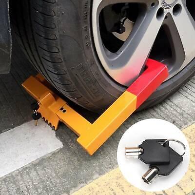Radkralle Parkkralle Wegfahrsperre Reifenkralle Diebstahlsicherung LKW Anhänger
