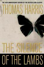 Silence of the Lambs by Thomas Harris Book (Paperback) Classic