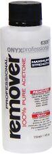 (New) Onyx Professional 100% Acetone Nail Polish Remover 4oz