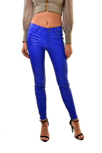 Leather L8001 Elect J Brand Size Blue 27 May Skinny Super Jeans hxQtsCdr