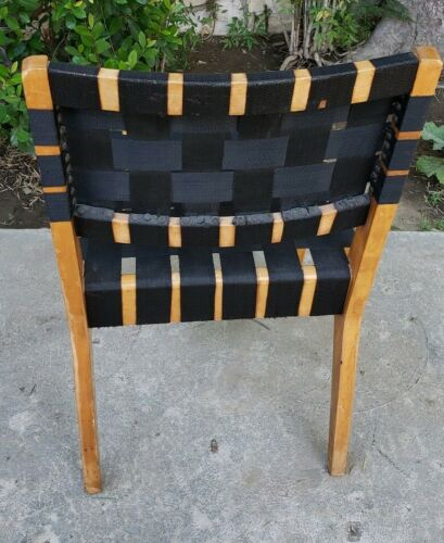Mid-Century Modern Jens Risom for Knoll Chair MCM Original