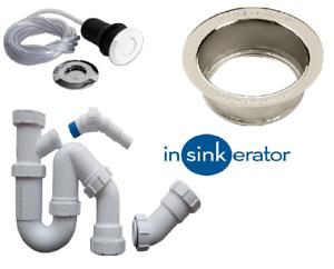 image is loading insinkerator food waste disposer plumbing kit sink flange - Sink Flange