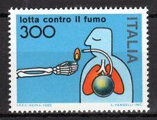 Italy - 1982 Quit smoking - Mi. 1789 MNH