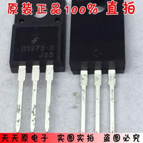 AF Power Amplifier 5PCS D1273 D1273-0 D1273-O KSD1273 KSD1273OTU High hFE