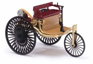 Busch-40004-Benz-Patent-Motorcar-Anniversary-Model-130-Years-H0