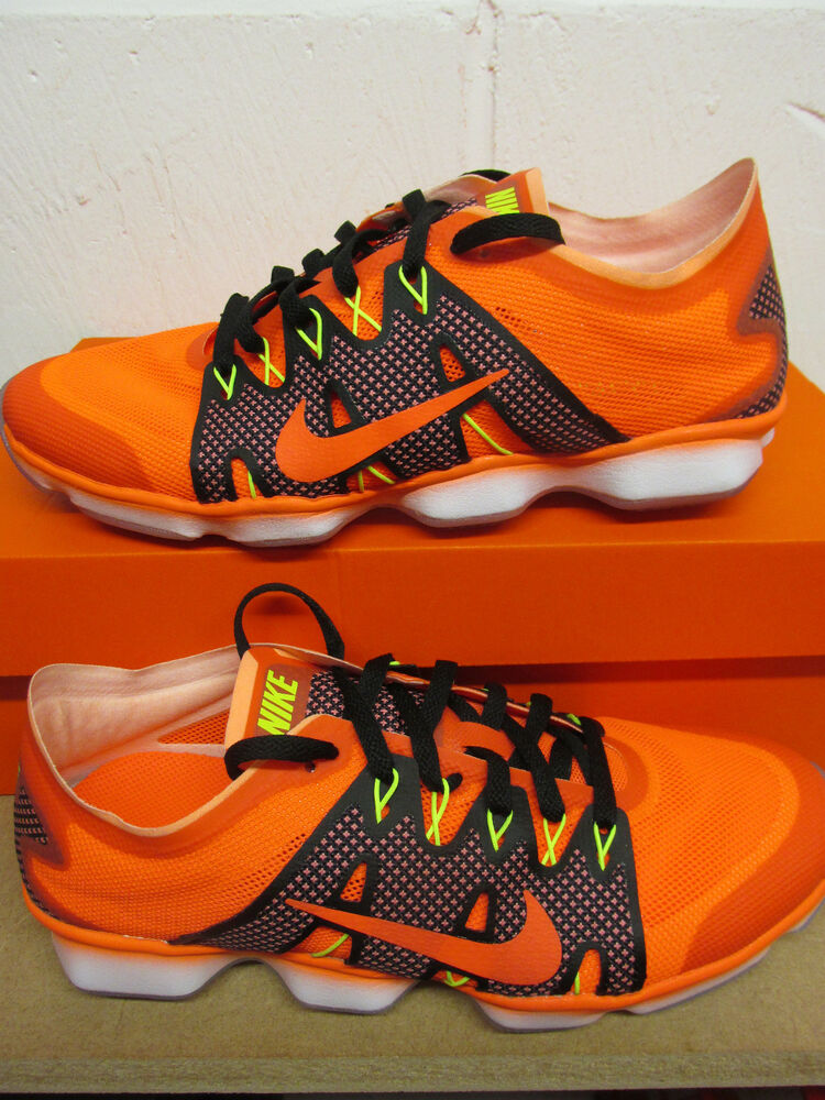 Nike Femme Air Zoom Fit Agility 2 fonctionnement Baskets 806472 800 Baskets Chaussures-