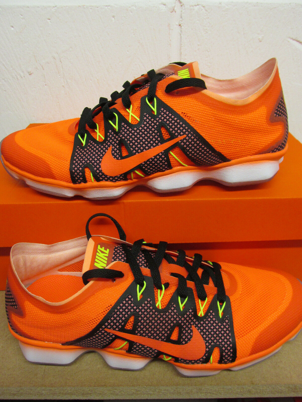 Nike Femmes Air Zoom Compatible avec Agility 2 Basket Course 806472 800 Baskets